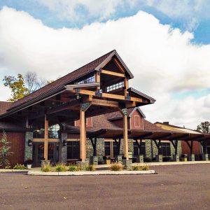 Commercial Construction Example: Pine Barn Inn